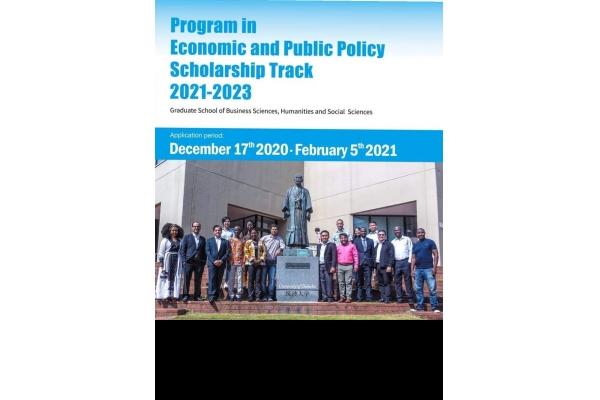 Candidaturas Abertas para o Programa Bolsas de Estudo em Economia e Políticas Públicas da Universidade de Tsukuba (Japão)