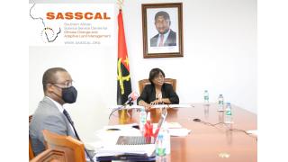 Ministra do Ensino Superior, Ciência Tecnologia e Inovação, Maria do Rosário Bragança assume a Presidência do Conselho de Ministros do SASSCAL