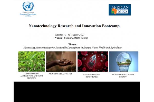 Candidaturas Abertas para o Bootcamp de Pesquisa e Inovação em Nanotecnologia - Até 20 de Julho