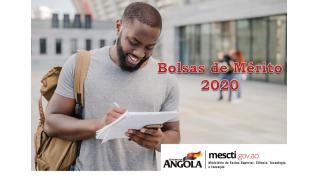 Bolsas de Mérito 2020 - Calendário Reajustado!