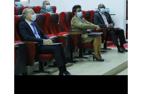Estratégias de Retoma das Actividades Lectivas em debate no Conselho Nacional do Ensino Superior