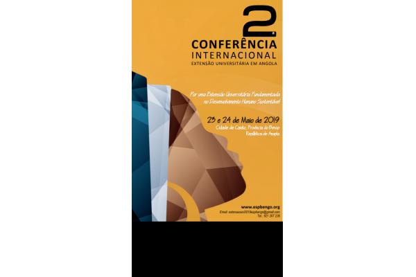 Escola Superior Pedagógica do Bengo Realiza 2.ª Conferência Internacional sobre Extensão Universitária em Angola