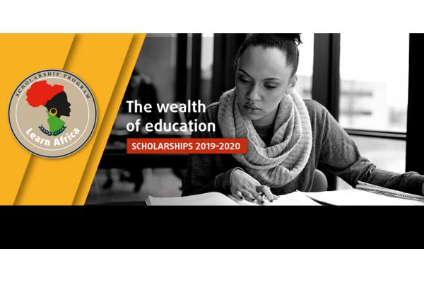 """Programa de Bolsas de Estudo de Graduação e Pós-graduação """"Learn Africa"""" para Mulheres Africanas"""