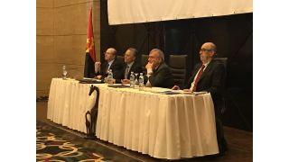 Peritos da A3ES realizam Seminário sobre Avaliação de Cursos do Ensino Superior em Angola.