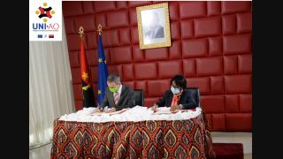 "MESCTI e União Europeia lançam Oficialmente o Programa de Apoio ao Ensino Superior ""UNI.AO"""