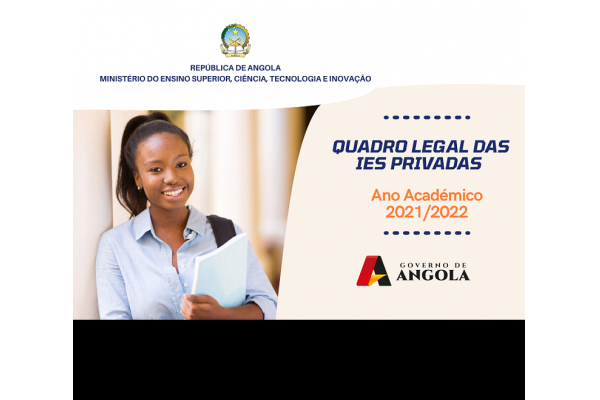 COMUNICADO - Quadro Legal das IES Privadas - Ano Académico 2021/2022